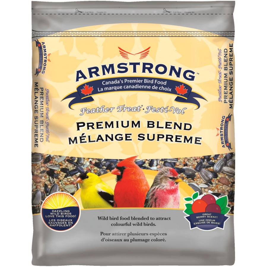 ARMSTRONG 14kg Premium Wild Bird Seed