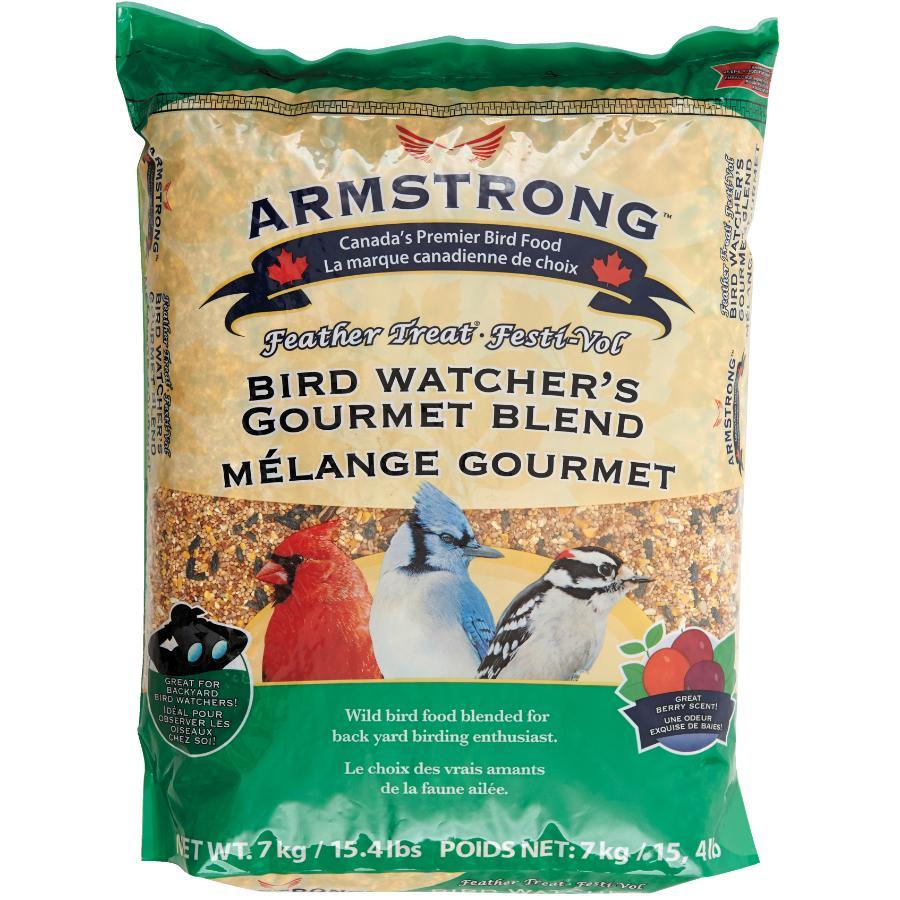 ARMSTRONG: 7kg Gourmet Blend Bird Seed
