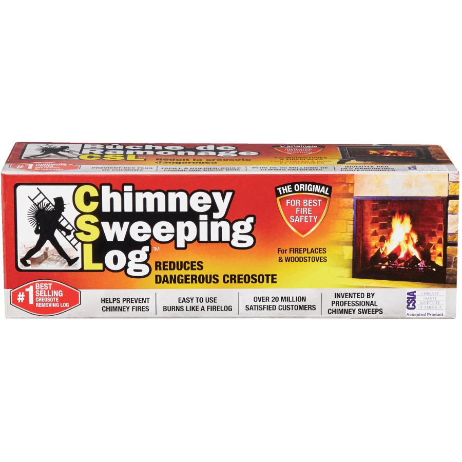 Csl Chimney Sweeping Log