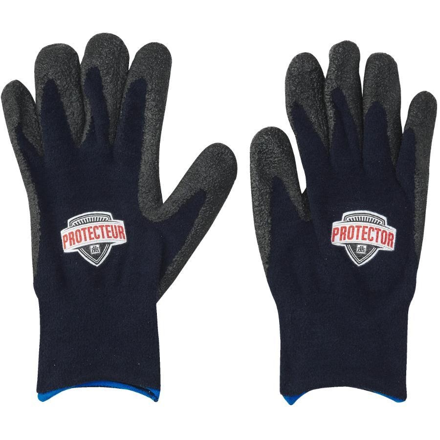 Protector Unisex Large Nitrile/Acrylic Lined Work Gloves
