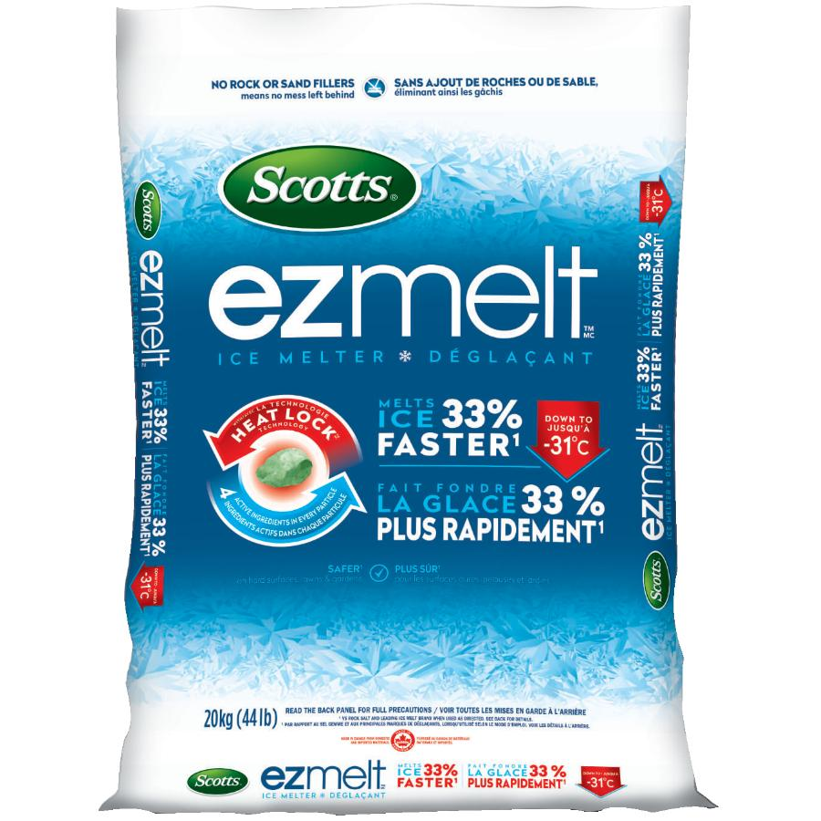 Scotts 20kg EZ Melt Ice Melt