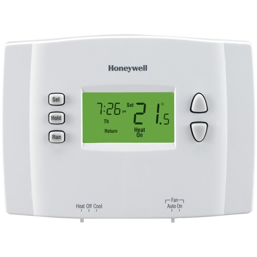 Honeywell Home 5-2 Day 4 Settings Programmable Thermostat