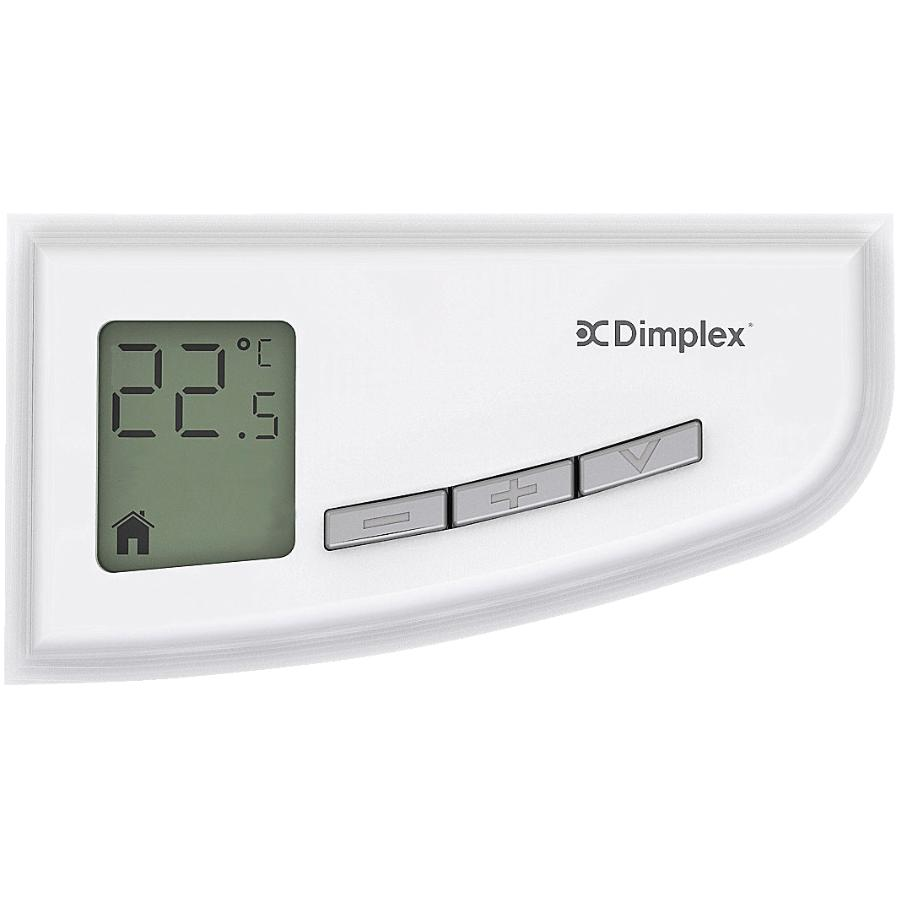 Dimplex 240 Volt 500 Watt Convection Baseboard Heater, with Thermostat