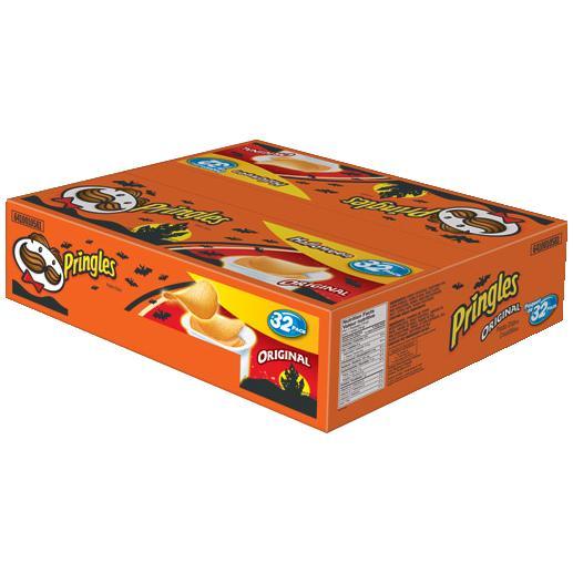 Pringles 32 Pack Original Snack Stack Chips - 19 g