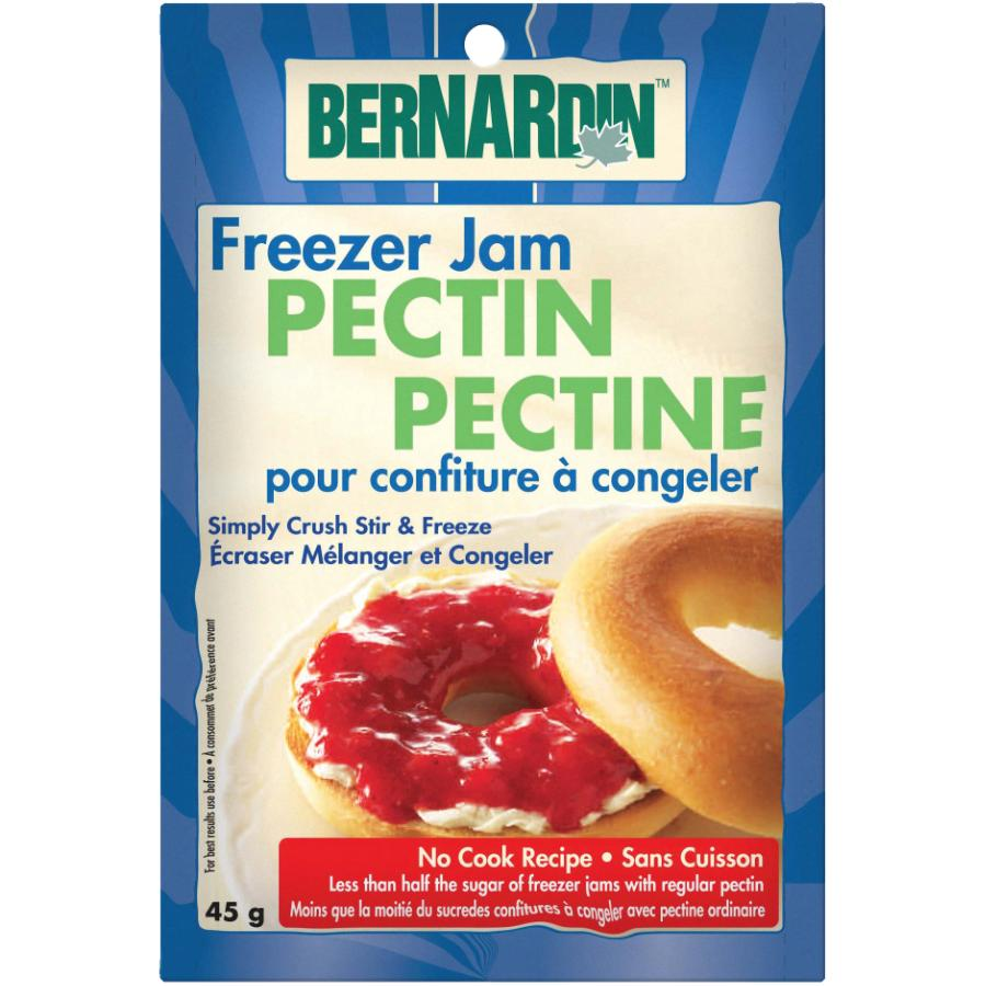 Bernardin 45g Freezer Jam Fruit Pectin Crystals