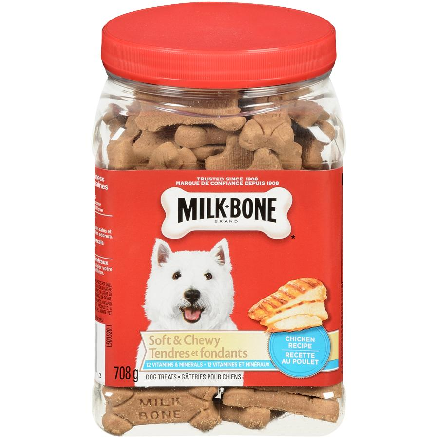 Milk Bone 708g Chicken Drumstix Dog Treats