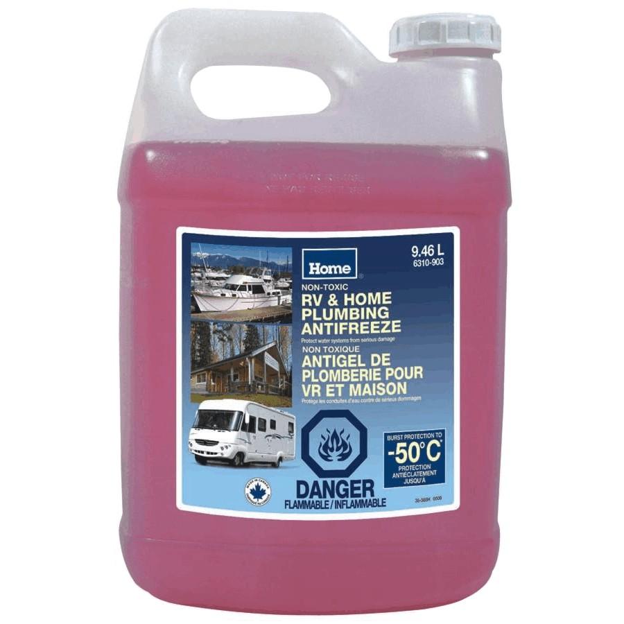 Home 9.46L -50 Degrees RV Plumbing Antifreeze
