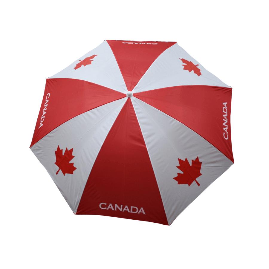 Necessities 6.5' Canada Beach Umbrella