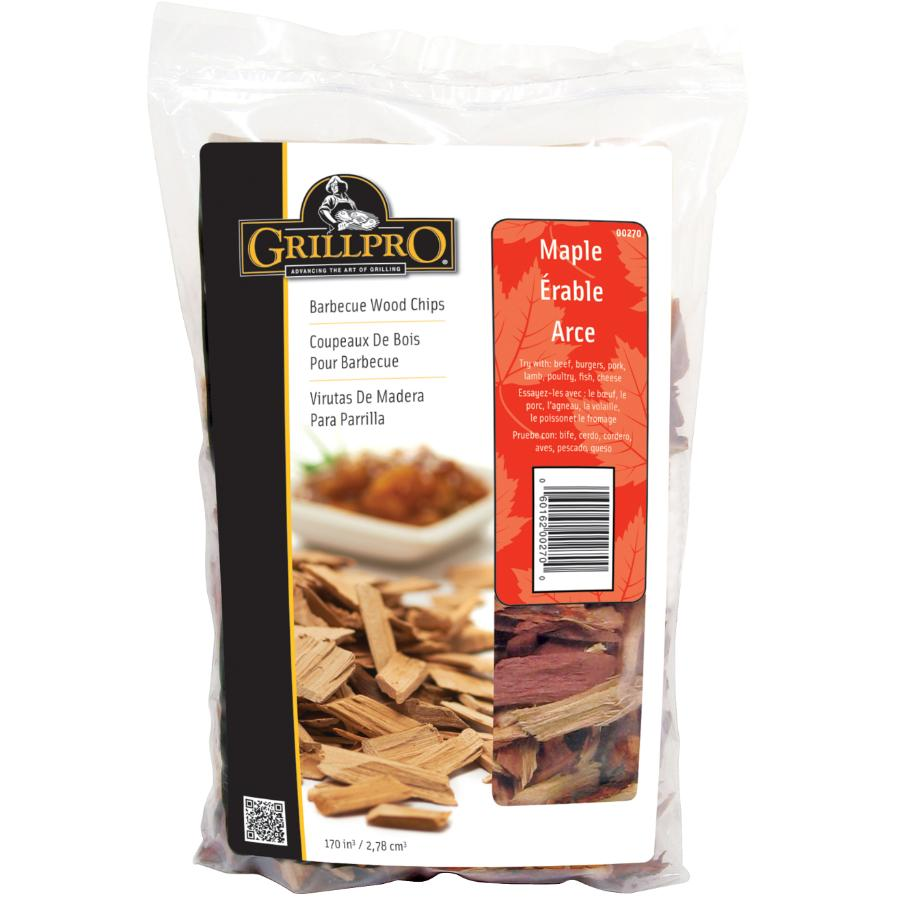 Grillpro: 2lb Maple Barbecue/Smoker Flavour Chips