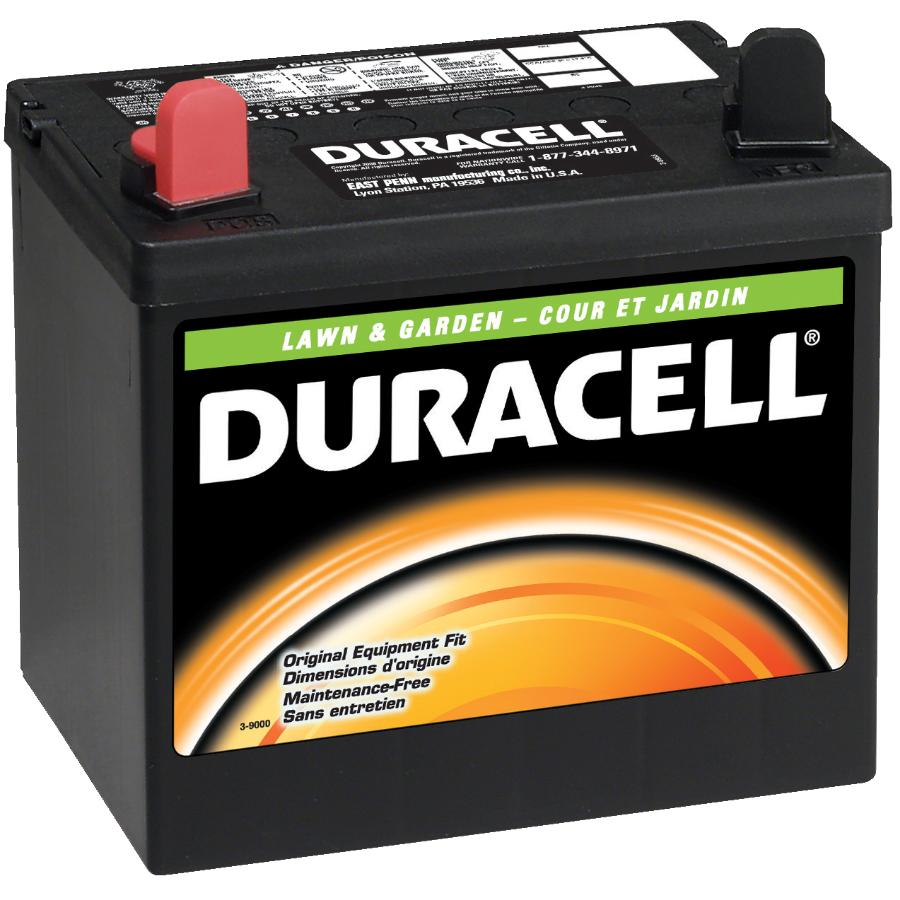 Duracell 12 Volt 230 CCA Lawn and Garden Battery