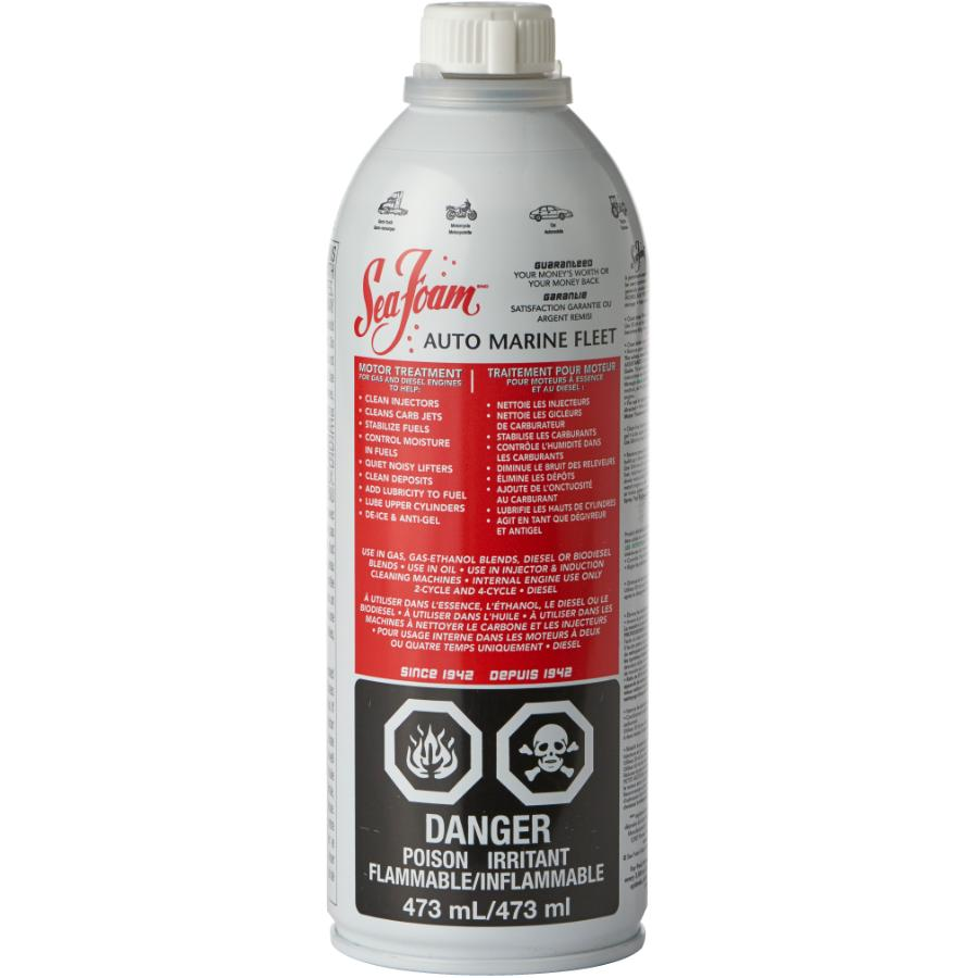 Seafoam 16oz Motor Treatment, for Gas and Diesel Engines