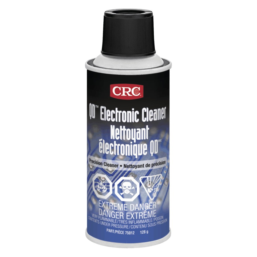 Crc: 128g Electronic Cleaner :: Fennell & Gage Home Hardware