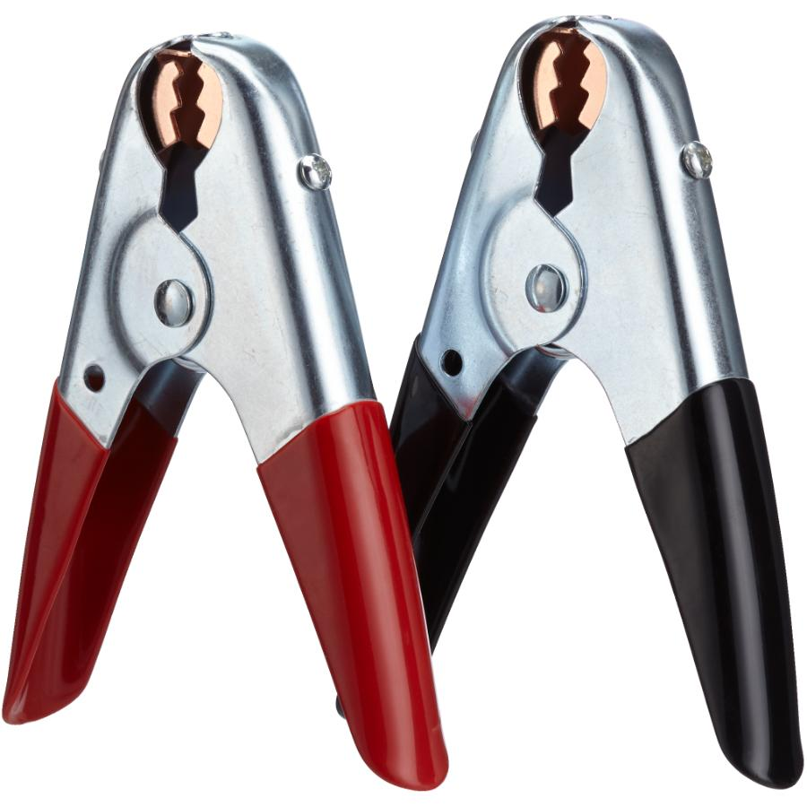 Quick Cable 500 Amp Parrot Jaw Clamp Booster Handles