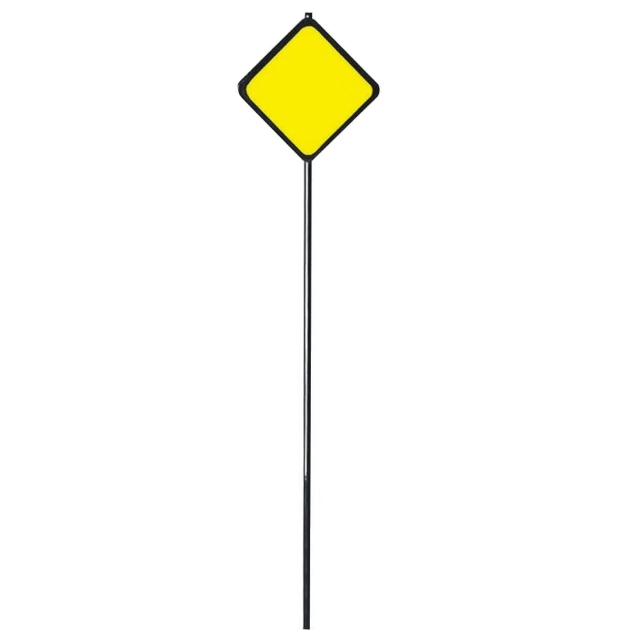"""Home 60"""" Yellow Driveway Marker"""